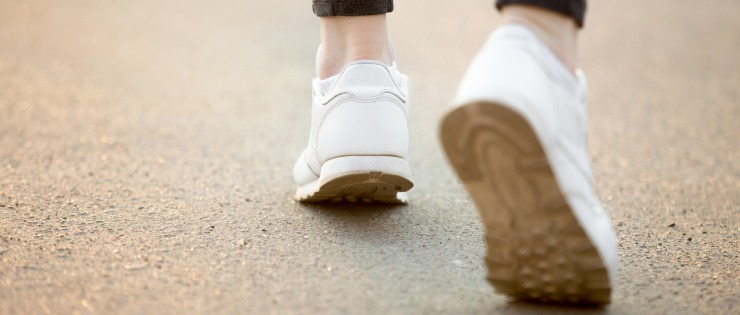 7 Amazing Things that Happen When You Walk Every Day