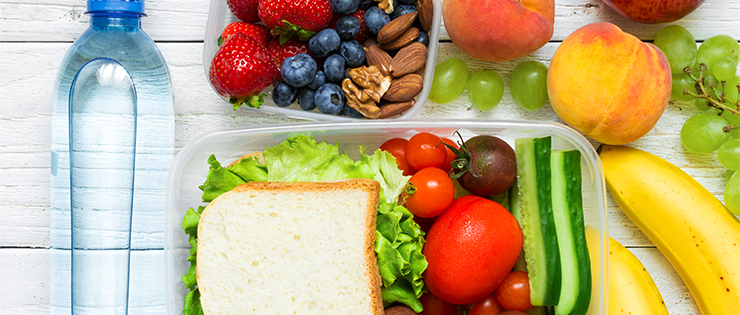 Healthy Lunchbox Ideas for Back to School