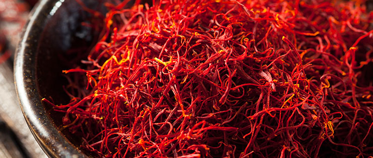 The Benefits of Saffron