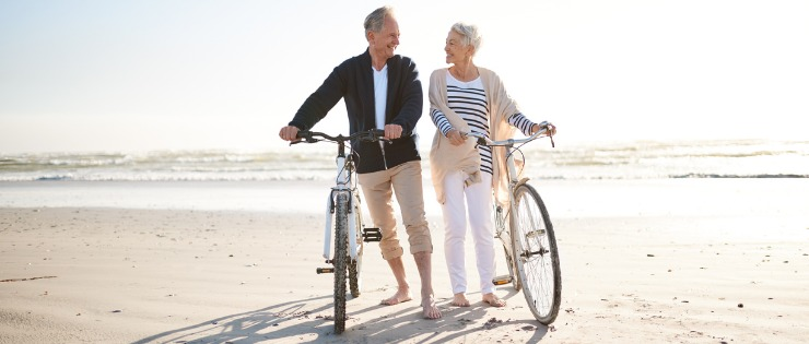 7 Unexpected Benefits of Cycling for Over 60s