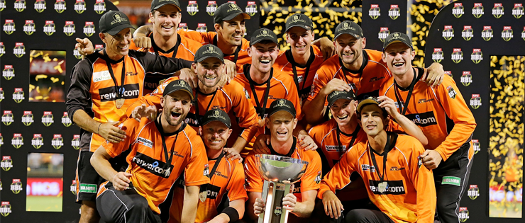 Perth Scorchers Sign HIF as Official Health Insurance Partner