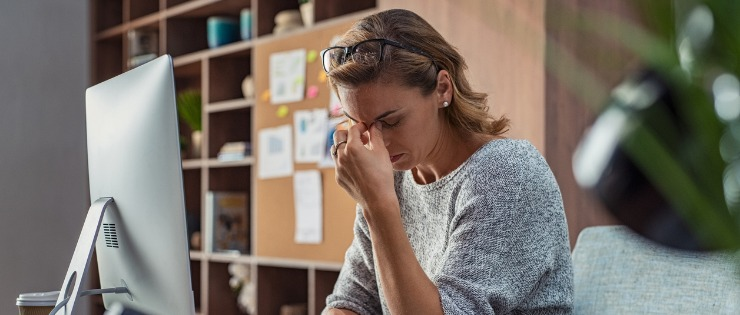 7 Signs Stress Is Making You Sick