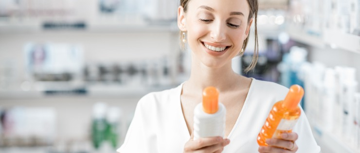 Chemical sunscreens have a greater ability to filter UVB and UV rays