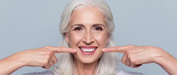 Caring For Your Teeth as You Get Older